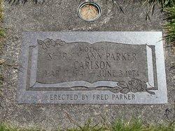 Shirley Ann <i>Parker</i> Carlson
