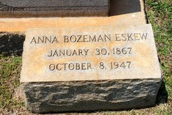 Anna Katherine <i>Bozeman</i> Eskew