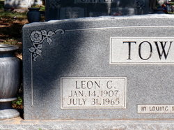 Leon C Towery
