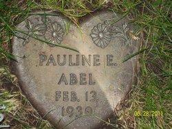 Pauline E. Abel
