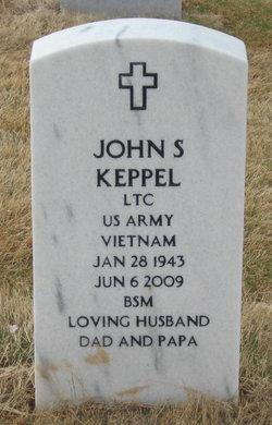 LTC John Jack Keppel
