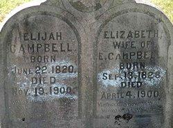 Elizabeth <i>Lovelace</i> Campbell