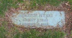 Jacob Barton Myers