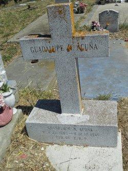 Mrs Guadalupe Acuna