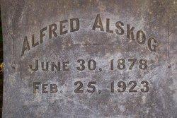 Alfred Alskog
