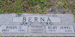 Ruby Jewel <i>Harlin</i> Berna