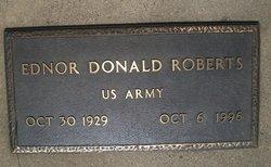 Ednor Donald Roberts