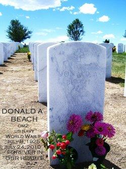 Donald Andrew Don Beach