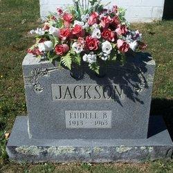 Eudell Mae <i>Brown</i> Jackson