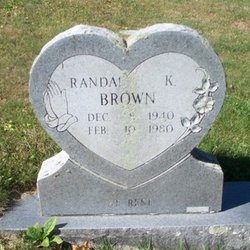 Randal K Brown