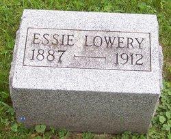 Essie <i>Scott</i> Lowery