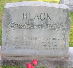 Ellen Louise <i>Dominick</i> Black