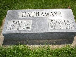 Chester Arthur Hathaway