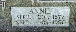 Annie Catherine <i>Norris</i> Miller