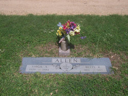 Betty A Allen