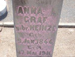 Anna L. <i>Heinze</i> Graf