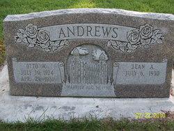 Otto Willard Andrews