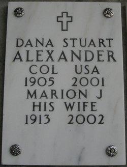 Dana Stuart Alexander