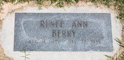 Renee Ann Berry
