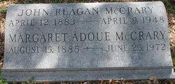 Margaret Douglas <i>Adoue</i> McCrary