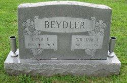 Ernestine Estelle Ernie <i>Huffman</i> Beydler