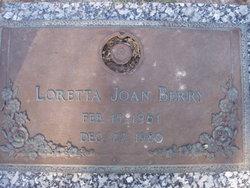 Loretta Joan Berry