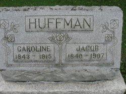Caroline L. <i>Laufer</i> Huffman