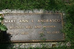 Mary Ann Mae <i>Leib</i> Andrasco