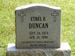 Ethel Beatrice Duncan