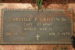 Carlisle P. Griffin, Sr