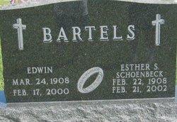 Esther S <i>Schoenbeck</i> Bartels
