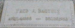 Frederich A Fred Bartels