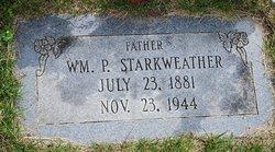 William P Starkweather