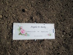 Angela D Burke