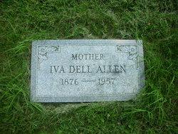 Iva Dell <i>Cloyd</i> Allen