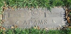 Rose <i>Conn</i> Adams