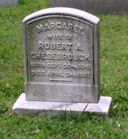 Margaret <i>McCredy</i> Chesebrough