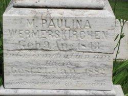 M Paulina Wermerskirchen