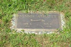 Minnie W. Atwater