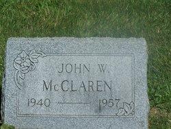 John McClaren