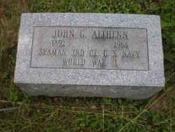 John G. Althenn