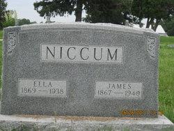 Emma/Ella Luella <i>Stout</i> Niccum