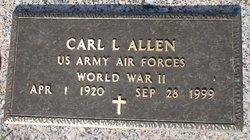Carl L Allen