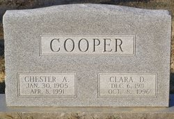 Chester A. Cooper