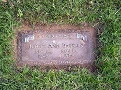 Judith Ann <i>Berquist</i> Bassler