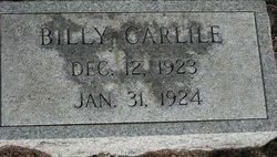 Billy Carlile