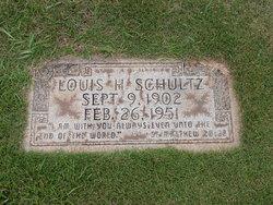 Lewis Hardwick Schultz, Sr