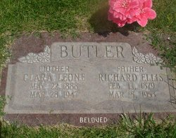 Clara Leone <i>Sandberg</i> Butler