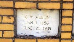 George Washington Medlin