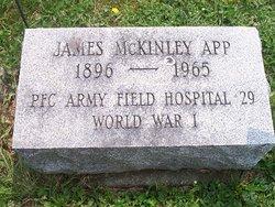 James McKinley App